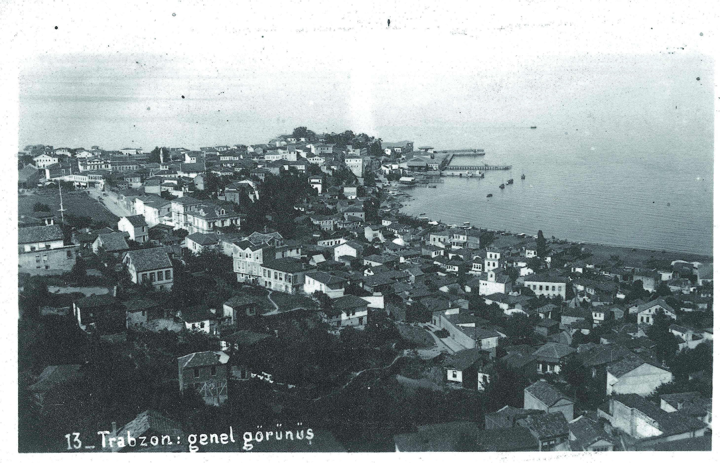Eski Trabzon fotoğrafları